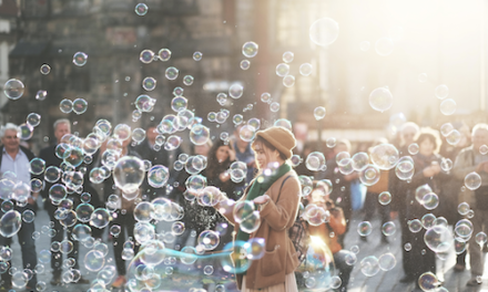Embracing your Comfort Bubbles