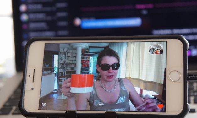 Why storytelling is still the new marketing: A skype coffee with Francesco Nencini