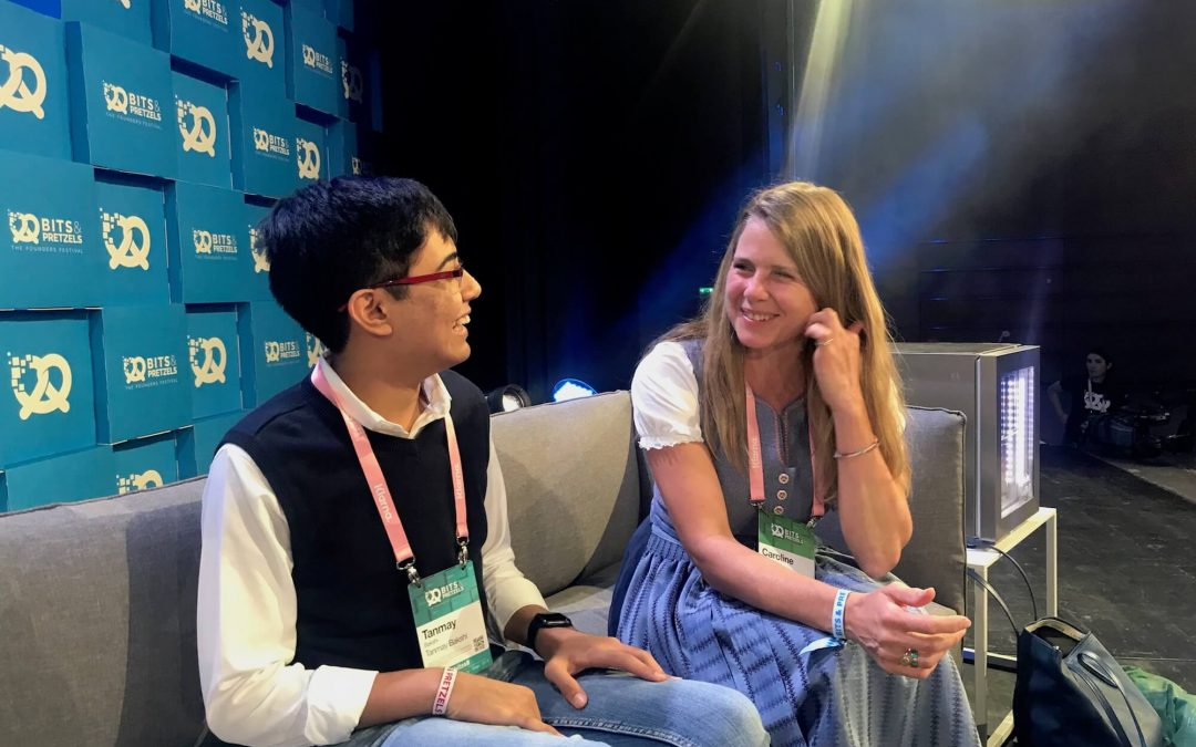 Talking about AI with Tanmay Bakshi, the Non Artificial Intelligence