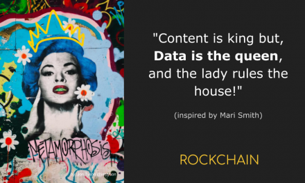 Storytelling is like falling in love – what I learned at Rockchain