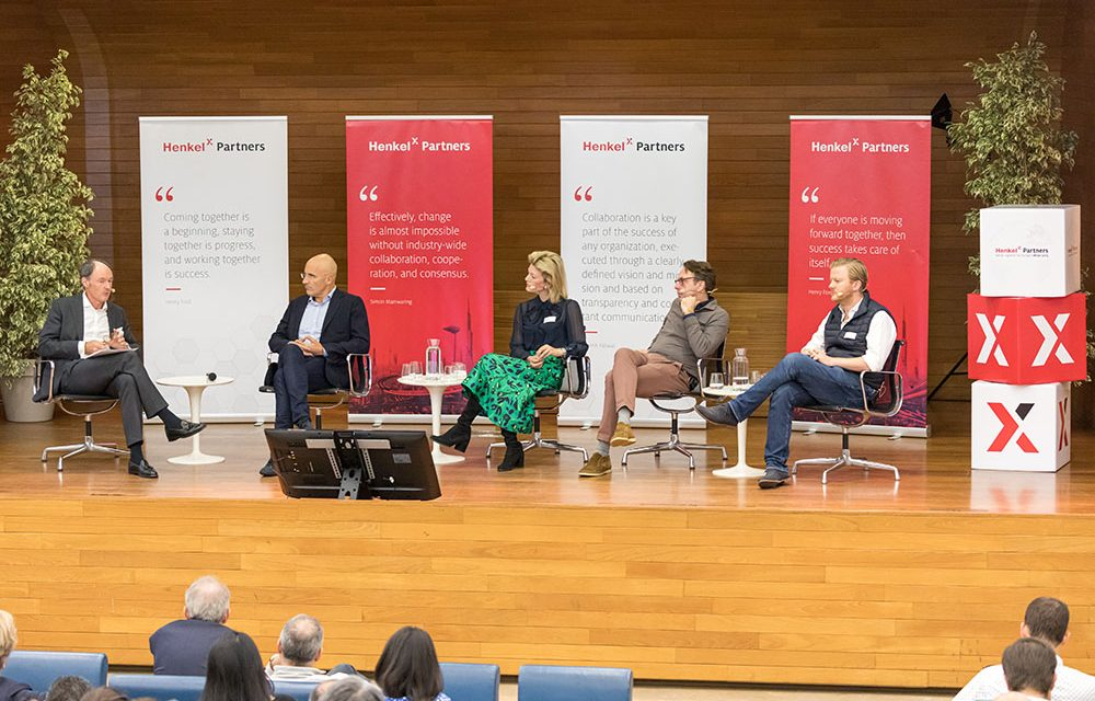 What's the future of innovation in Europe? Thoughts after the Milan launch of Henkel X Partners