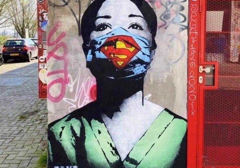 """Super Nurse"" – The power of visual storytelling"