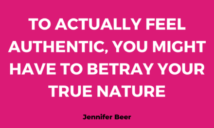 Is Authenticity the new Fake?